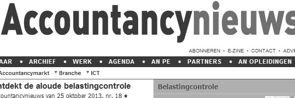 Accountancy Nieuws